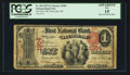 Plymouth, OH - $1 1875 Fr. 383 The First NB Ch. # 1904