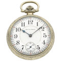 Timepieces:Pocket (post 1900), South Bend 21 Jewel Grade 227 Open Face Pocket Watch. ...