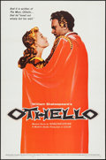 """Movie Posters:Foreign, Othello (Universal, 1961). U.S. First Release One Sheet (27"""" X 41""""). Foreign. Russian Title: Otello.. ..."""