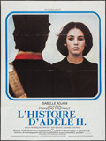 """Movie Posters:Foreign, The Story of Adele H. (United Artists, 1975). French Grande (47"""" X 62.5""""). Foreign.. ..."""