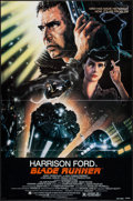"""Movie Posters:Science Fiction, Blade Runner (Warner Brothers, 1982). One Sheet (27"""" X 41""""). Science Fiction.. ..."""