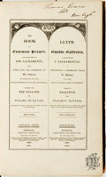 Books:Religion & Theology, [Religion & Theology]. The Book of Common Prayer and Administration of the Sacraments... Denbigh: Clwydian Press...