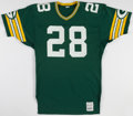 Football Collectibles:Uniforms, 1986 Elbert Watts Game Worn Green Bay Packers Jersey....