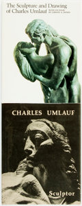 Books:Art & Architecture, Charles Umlauf, subject. Pair of Titles. Austin: The University of Texas Press, [1967 and 1980].... (Total: 2 Items)