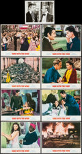 "Movie Posters:Academy Award Winners, Gone with the Wind (MGM, R-1968/R-1954). Lobby Card Set of 8 (11"" X14"") & Photo (8"" X 10""). Academy Award Winners.. ... (Total: 9Items)"