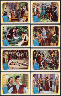 "Movie Posters:Romance, As You Like It (United Artists, R-1949). Lobby Card Set of 8 (11"" X 14""). Romance.. ... (Total: 8 Items)"