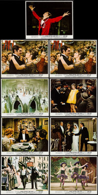 "Funny Girl (Columbia, 1968). Photos (49) (Approx. 7.5"" X 10""- 8"" X 10"") & Program (8"" X..."