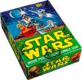 Non-Sport Cards:Unopened Packs/Display Boxes, 1977 Topps Star Wars Series 4 Wax Box With 36 Unopened Packs. ...