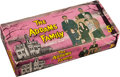 "Non-Sport Cards:Unopened Packs/Display Boxes, 1964 Donruss ""The Addams Family"" Empty Wax Box. ..."