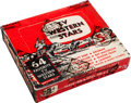 "Non-Sport Cards:Unopened Packs/Display Boxes, 1959 Nu-Card ""TV Western Stars"" Unopened Box with 24 Packs. ..."