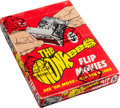 "Non-Sport Cards:Unopened Packs/Display Boxes, 1967 Topps The Monkees ""Flip Movies"" Wax Box With 24 Packs. ..."