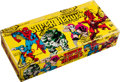 "Non-Sport Cards:Unopened Packs/Display Boxes, 1966 Donruss ""Marvel Super Heroes"" Wax Box With 24 Packs. ..."