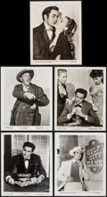 """Movie Posters:Adventure, The Mississippi Gambler (Universal International, 1953/R-1958).Photos (21) (approx. 8"""" X 10"""") & Color Glos Photos (7) (8"""" X...(Total: 28 Items)"""