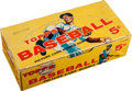 Baseball Cards:Unopened Packs/Display Boxes, 1956 Topps Baseball Five-Cent Wax Pack Empty Box. ...