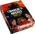 "Non-Sport Cards:Unopened Packs/Display Boxes, 1977 Topps ""Charlie's Angels"" Series 1 Wax Box With 36 UnopenedPacks. ..."