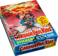 Non-Sport Cards:Unopened Packs/Display Boxes, 1985 Topps Garbage Pail Kids Series 2 Wax Box with 48 Unopened Packs. ...