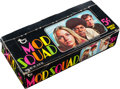 "Non-Sport Cards:Unopened Packs/Display Boxes, 1969 Topps ""Mod Squad"" Empty 24-Count Wax Box. ..."