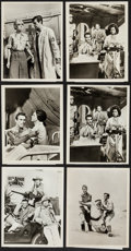 """Movie Posters:War, The Rat Patrol (ABC, 1966). Television Photos (10) (7"""" X 9""""). War..... (Total: 10 Items)"""