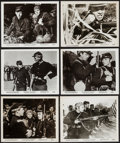 """Movie Posters:War, The Red Badge of Courage (MGM, 1951). Photos (12) (8"""" X 10""""). War..... (Total: 12 Items)"""
