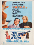 "Movie Posters:Action, To Trap a Spy (MGM, 1966). Poster (30"" X 40""). Action.. ..."