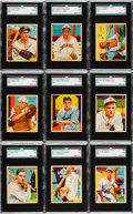 Baseball Cards:Sets, 1934-36 R327 Diamond Stars Baseball Partial Set (67/108). ...