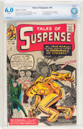 Silver Age (1956-1969):Superhero, Tales of Suspense #41 (Marvel, 1963) CBCS FN 6.0 White pages....
