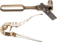 Pair of Rare Sharps Style Priming Pliers