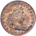 Early Dimes, 1807 10C JR-1, R.2, AU58 PCGS. CAC....