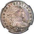 Early Dimes, 1802 10C JR-4, R.3, MS61 NGC....