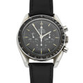 Timepieces:Wristwatch, Omega Speedmaster Professional Chronograph Wristwatch. ...