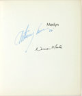 Books:Biography & Memoir, Norman Mailer. SIGNED. Marilyn: A Biography. [Alskog, Inc., 1973]....