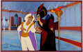 Animation Art:Limited Edition Cel, Aladdin Limited Edition Cel #319/500 (Walt Disney, 1993)....