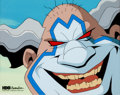Animation Art:Production Cel, Todd McFarlane's Spawn The Clown Production Cel (HBO, 1997)....