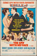"""Movie Posters:Action, The Spy with My Face & Other Lot (MGM, 1965). Posters (2) (40"""" X 60""""). Action.. ... (Total: 2 Items)"""