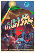 """Movie Posters:Science Fiction, The War of the Worlds (Mondo, 2015). Numbered Limited EditionScreen Print Poster (24"""" X 36""""). Science Fiction.. ..."""