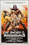 "Movie Posters:Adventure, The Sword of the Barbarians & Others Lot (Cannon, 1983). OneSheets (11) & Video One Sheets (28) (27"" X 41""). Adventure..... (Total: 38 Items)"