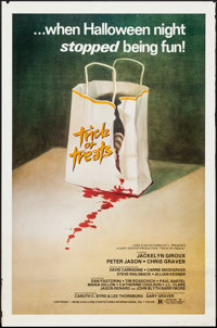 """Trick or Treats & Others Lot (Lone Star, 1982). One Sheets (2) (26.5"""" X 39"""" 27"""" X 41"""") & Vid..."""