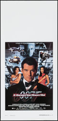 "Movie Posters:James Bond, Tomorrow Never Dies (United International Pictures, 1997). ItalianLocandina (13"" X 27.25""). James Bond.. ..."