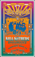 """Movie Posters:Rock and Roll, The Byrds and Bill Withers (Bruce F. Webber, 2000s). AutographedConcert Poster (14.5"""" X 24""""). Rock and Roll.. ..."""