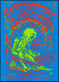 "Movie Posters:Rock and Roll, Retrospectacle: Bay Area Celebrates Psychedlia 67-87 by RickGriffin (Rick Griffin, 1987). Psychedelic Poster (17"" X 24""). R..."