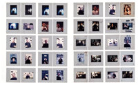 """To the Devil...A Daughter (EMI, 1976). Color Slides (40) (2"""" X 2"""", With Original Holders). Horror. ... (Total:..."""