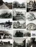 Books:Prints & Leaves, [Staten Island]. Collection of Sixteen Photographs and Images Depicting Staten Island. ...
