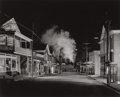Photographs:Gelatin Silver, O. Winston Link (American, 1914-2001). Ghost Town, Stanley,Virginia, 1957. Gelatin silver, 2000. 15-1/2 x 19-1/4 inches...