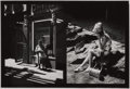 Photographs:Gelatin Silver, Ray Krueger Metzker (American, b. 1931). Couplets: WomanStanding, Woman Sitting, 1969. Gelatin silver. 5-1/2 x 8-1/4in...
