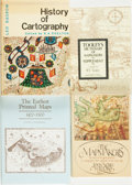 Books:Maps & Atlases, [Cartography]. Group of Four about Mapmaking. Various publishers and dates.... (Total: 4 Items)
