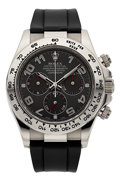 Timepieces:Wristwatch, Rolex Ref. 116519 White Gold Oyster Perpetual Cosmograph Daytona,circa 2013. ...