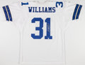 Football Collectibles:Uniforms, Roy Williams Signed Dallas Cowboys Jersey (Defensive Player)....