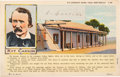 Autographs:Celebrities, Kit Carson: A Scarce and Sought-after Clipped Signature....