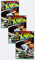 Modern Age (1980-Present):Superhero, X-Men #140 Multiple Copies Group of 9 (Marvel, 1980) Condition:Average NM-.... (Total: 9 Comic Books)