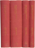 Books:Reference & Bibliography, G. Averley, A. Flowrs, F.J.G. Robinson, E.A. Thompson, R.V. andP.J. Wallis. Eighteenth-Century British Books a Subject ...(Total: 4 Items)